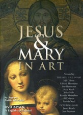 Jesus & Mary In Art, 2 DVD Set