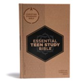 CSB Essential Teen Study Bible, Hardcover