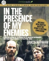 In the Presence of My Enemies Unabridged Audiobook on CD