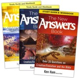 New Answers Book Study Guides, 3 Volumes
