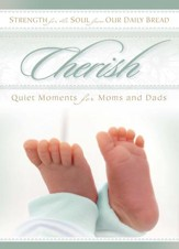 Cherish: Quiet Moments for Moms and Dads - eBook