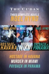 The Cuban: Three Complete Novels - eBook