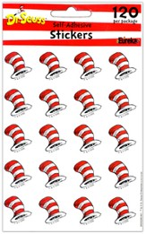 The Cat's Hat stickers