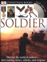 Eyewitness: Soldier, includes CD