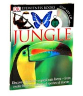 Eyewitness: Jungle, includes CD