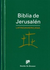 Biblia de Jerusalen Latinoamericana: Edicion de Bolsillo  (Jerusalem Bible: Latinoamerican, Pocket Edition) - Slightly Imperfect
