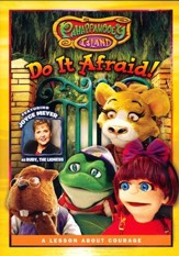 Pahappahooey Island: Do It Afraid! DVD