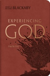 Experiencing God Day by Day, LeatherTouch Edition