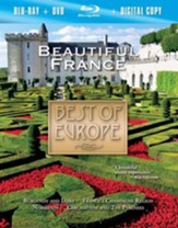 Beautiful France: Paris, Provence, French Riviera - DVD