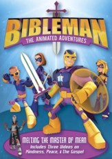 Bibleman: Melting the Maste of Mean, DVD