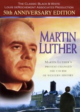 Martin Luther, DVD - 50th Anniversary Edition