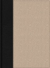 HCSB Apologetics Study Bible for Students, Black and Tan Cloth