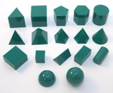Geometric Solids Set