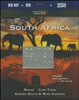 SOUTH AFRICA: Safari, Cape Town, Garden Route & Wine Country - DVD