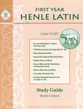 Henle Latin 1 Study Guide for Units 6-14