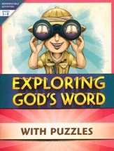 Exploring God's Word with Puzzles