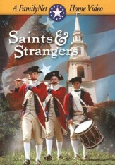 Saints & Strangers DVD + Study Guide