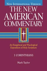 1 Corinthians: An Exegetical and Theological Exposition of Holy Scripture - eBook