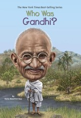 Who Was Gandhi? - eBook