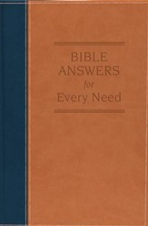 Bible Answers for Every Need - eBook