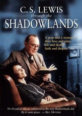 C.S. Lewis Through the Shadowlands, DVD