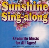 Sunshing Sing-Along CD: Music for All Ages