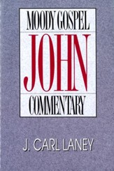 John- Moody Gospel Commentary / New edition - eBook