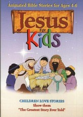 Jesus for Kids, DVD