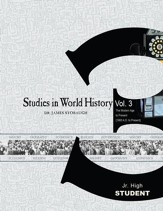 Studies in World History Volume 3 (Student): The Modern Age to Present (1900 AD to Present) - eBook