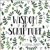 Wisdom of Scripture: A Coloring Journey