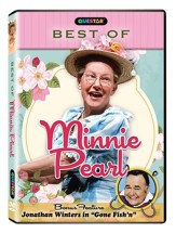 The Best of Minnie Pearl - Bonus Feature: Jonathan Winters in Gone Fish'n