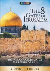 The 8 Gates of Jerusalem, 2-DVD Set