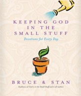 Keeping God In The Small Stuff - eBook