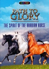 Path to Glory: The Spirit of the Arabian Horse, DVD