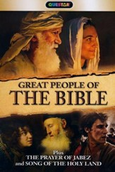Great People of the Bible, DVD