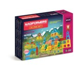 Magformers Village, 110 Piece Set