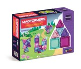 Magformers Inspire Solids, 40 Pieces