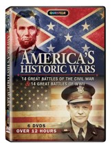 America's Historic Wars, 6-DVD Set