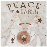 Peace On Earth Tabletop Plaque