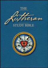 The Lutheran Study Bible - Compact Paperback - Slightly Imperfect