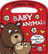 Carry-Me Board Books: Baby Animals