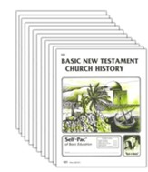 High School Bible Elective: New Testament Church History PACEs 121-132