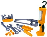 LED Work Light & Tool Set, 12 Pieces