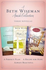 A Beth Wiseman Amish Collection - eBook