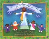 J is for Jesus: An Easter Alphabet and Activity Book