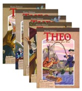 Theo: Teaching Children God's Word, 5 Pack