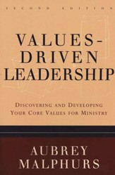 Values-Driven Leadership, Second Edition
