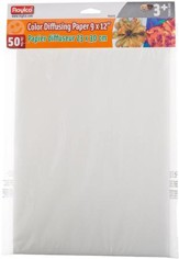 Color Diffusing Paper (9 x 12; 50 sheets)