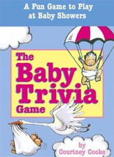The Baby Trivia Game: A Fun Game to Play at Baby Showers - eBook