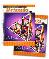 MCP Mathematics Level E, Grade 5, 2005 Ed., Homeschool Kit
